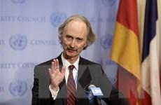 Đặc phái viên LHQ tới Syria bàn về ủy ban soạn thảo hiến pháp