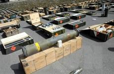 Mỹ chuyển thêm vũ khí cho phiến quân ở Syria