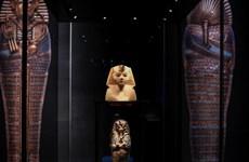 Triển lãm về Tutankhamun huyền thoại lập kỷ lục mọi thời đại tại Pháp