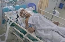 Đồng Nai: Cứu sống bệnh nhân bị đâm thủng phổi, xuyên sọ não