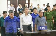 Xét xử vụ BHXHVN: Hai nguyên tổng giám đốc bị phạt 20 năm tù