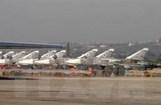 Nga nâng cấp, mở rộng căn cứ không quân Hmeimim ở Syria