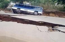 Liên tục xảy ra động đất, dư chấn tại nhiều nơi trên thế giới