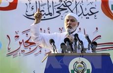 Hamas tán thành tổ chức bầu cử tại các vùng lãnh thổ Palestine
