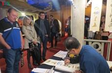 Đậm đà nét văn hóa Việt tại Hội chợ Quốc tế Metz vùng Đông Pháp