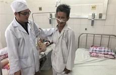 Cứu sống bệnh nhân bị xuất huyết tiêu hóa nặng hiếm gặp