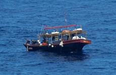 Nga bắt giam 2 tháng đối với 10 thuyền viên Triều Tiên