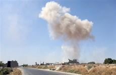 Thổ Nhĩ Kỳ bắn hạ một máy bay không người lái gần biên giới Syria