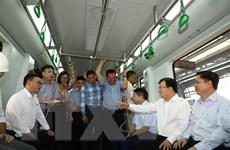 Yêu cầu cam kết tiến độ dự án đường sắt đô thị tuyến Cát Linh-Hà Đông