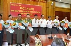 Ban Bí thư chỉ định 7 đồng chí tham gia BCH Đảng bộ tỉnh Tây Ninh