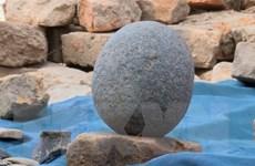 Công bố bản dịch ký tự chữ Champa cổ trên bia đá tại Gia Lai