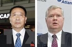 Mỹ-Nhật-Hàn lên kế hoạch họp về cuộc đàm phán với Triều Tiên