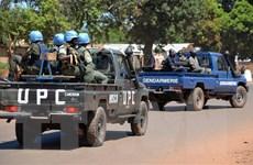 Binh sỹ Liên hợp quốc thiệt mạng do tai nạn máy bay tại CH Trung Phi