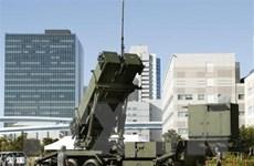 Nhật Bản diễn tập hệ thống đánh chặn tên lửa tại khu vực công cộng