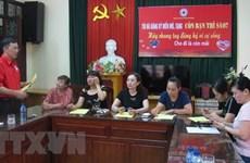 Bố đẻ thiếu tá Lê Hải Ninh nối tiếp truyền thống hiến tạng cứu người