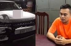 18 tháng tù cho tài xế Range Rover gây tai nạn làm 2 người chết