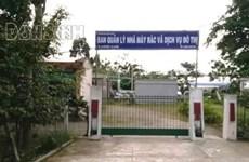 Gia Lai: Cách chức 2 lãnh đạo BQL Nhà máy rác và dịch vụ đô thị