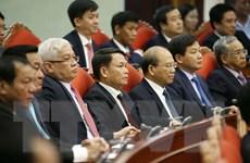 Hình ảnh Bế mạc Hội nghị lần thứ 11 Ban Chấp hành TW Đảng khóa XII