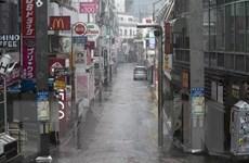 Siêu bão Hagibis đã làm chết người trước khi đổ bộ vào Nhật Bản