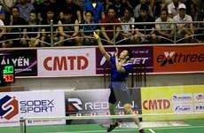 Nguyễn Tiến Minh đoạt Huy chương Vàng giải các cây vợt xuất sắc 2019