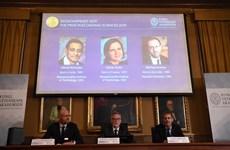 Chân dung các nhà kinh tế học giành Nobel Kinh tế những năm gần đây