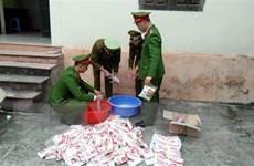 Quảng Nam: Phát hiện tụ điểm sản xuất mỳ chính A-one giả số lượng lớn