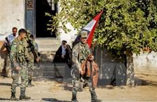 Thổ Nhĩ Kỳ lên án quyết định của EU liên quan tới chiến dịch tại Syria