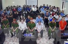 Phiên tòa xử vụ gian lận điểm thi ở Hà Giang kéo dài so với dự kiến