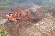 Vụ đổ trộm rác thải ở Bình Phước: Mang hàng trăm tấn rác đi tiêu hủy