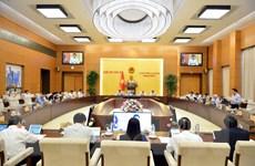 UBTVQH thông qua 3 Nghị quyết về sắp xếp đơn vị hành chính