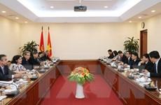 Việt Nam-Cuba tăng cường các hoạt động hợp tác, trao đổi kinh nghiệm