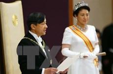 Việt Nam chúc mừng Nhật Bản nhân dịp Nhà Vua Naruhito đăng quang