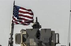 Mỹ tự phá hủy căn cứ không quân tại Syria trước khi rút quân