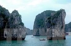Va chạm với sà lan, tàu du lịch bị chìm trên vịnh Hạ Long