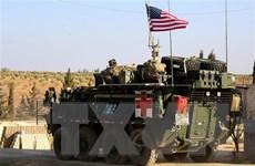 Quân đội Mỹ rút khỏi căn cứ lớn nhất ở miền Bắc Syria
