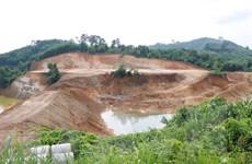 Yên Bái: Nhà máy Graphite Báo Đáp gây ô nhiễm môi trường