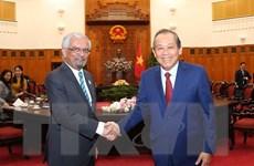 Việt Nam coi LHQ là một trong những ưu tiên trong chính sách đối ngoại