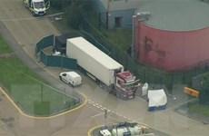 Nhiều uẩn khúc quanh vụ 39 thi thể nằm trong xe tải ở Anh