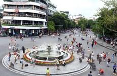 Lên phương án cấm phương tiện trên phố đi bộ Hoàn Kiếm trong 1 tháng