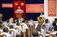 Hướng dẫn một số nội dung Chỉ thị số 35 về đại hội đảng bộ các cấp