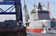 Nga hạ thủy tàu phá băng chiến đấu đầu tiên Ivan Papanin