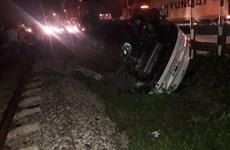 Thanh Hóa: Phó Bí thư Huyện ủy Hà Trung bị tàu hỏa đâm tử vong