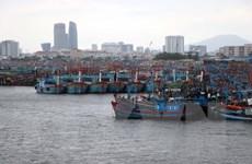 Bão số 5 di chuyển nhanh, tiến vào đất liền tỉnh Bình Định-Ninh Thuận