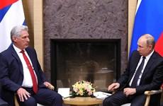 Nga-Cuba 'Chung lưng' vượt qua sức ép đang gia tăng