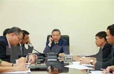 Bộ Công an Việt Nam đã sẵn sàng cử Đoàn công tác sang Anh