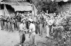 Thư chúc mừng nhân ngày Truyền thống Quân tình nguyện Việt Nam tại Lào