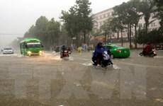 Từ đêm 31/10, Nghệ An đến Thừa Thiên-Huế có mưa rất to