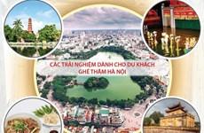 Trải nghiệm gì ở Hà Nội - top 50 thành phố đẹp nhất thế giới?