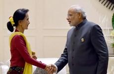 Ấn Độ-Myanmar thảo luận về tăng cường hợp tác song phương