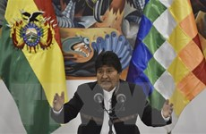Tổng thống Bolivia bác bỏ 'tối hậu thư' của phe đối lập